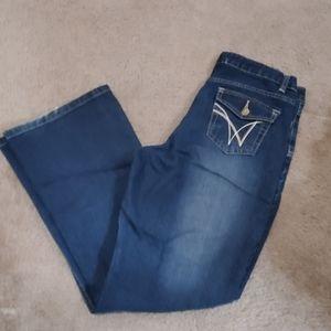 Wrangler adjustable stretch jeans
